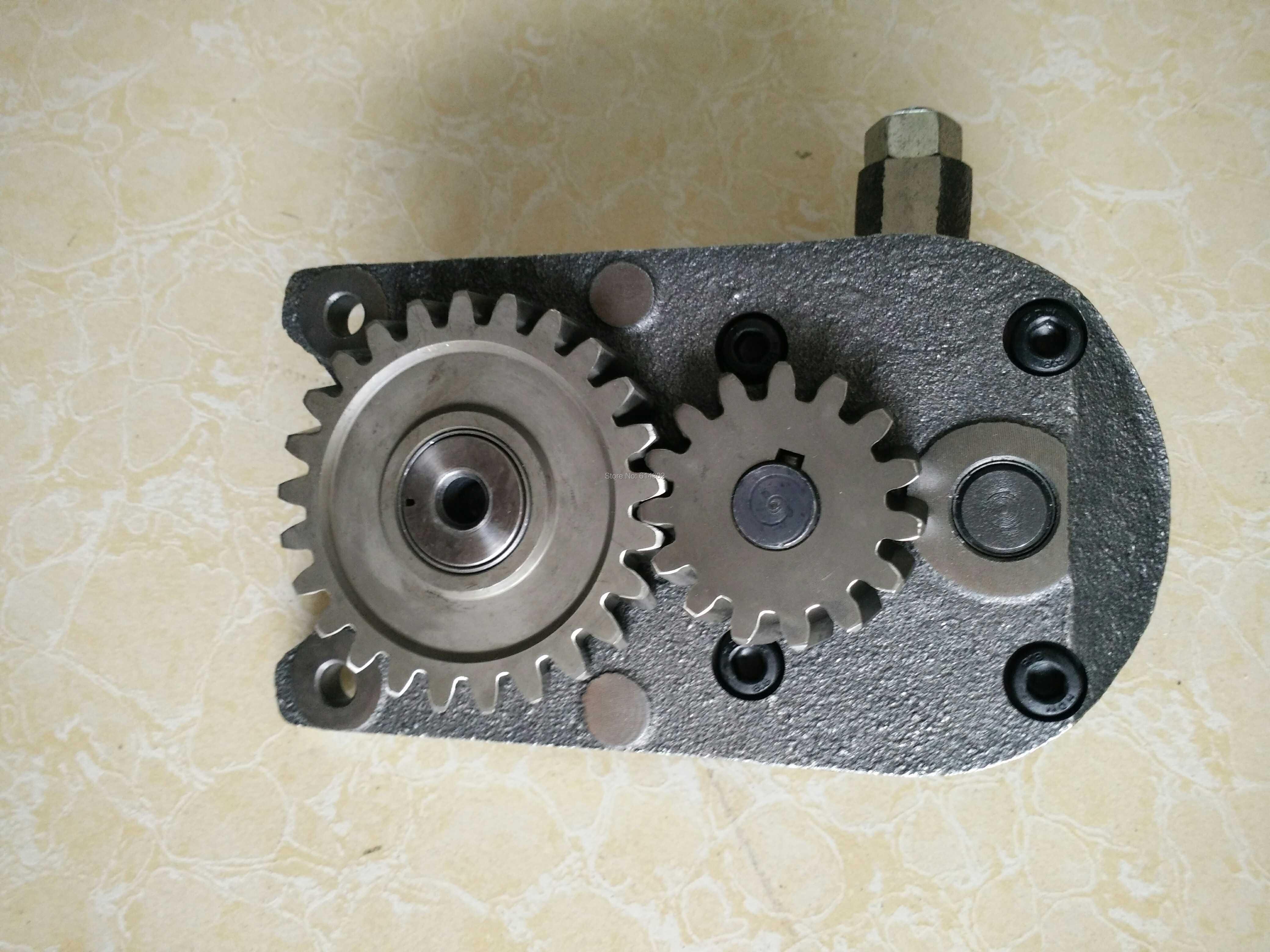 Масляный насос для weifang ZH/K495D/ZD/P/C ZH4100D/ZD K4100D/ZD/P/C серии дизельных двигателей Запчасти/24 кВт 30 кВт 40 кВт Запчасти для дизель-генератора