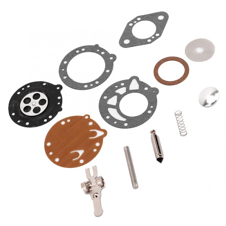 5 Set Carb Rebuild Kit For Stihl 08 08S 070 090 TS350 TS360