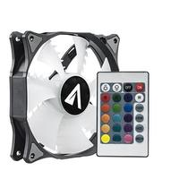 Fan Abysm Gaming RGB Sled Fan 120mm Remoto control (Remote Control knob) Fans & Cooling     -