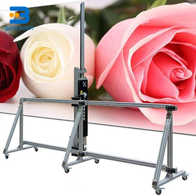 High Quality 3D Wall Printer Wall Printing Machine China Manufacturer