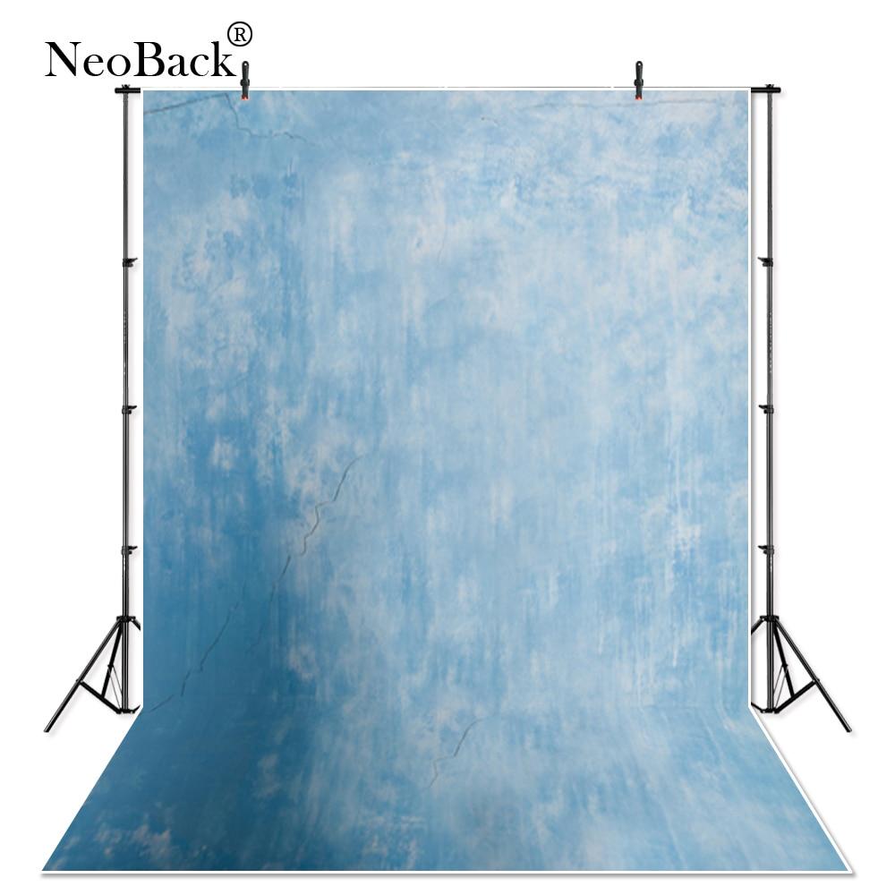 네오와 5x7ft 비닐 헝겊 올드 마스터 초록 사진 배경 인쇄 전문 초상화 스튜디오 사진 배경 P0609