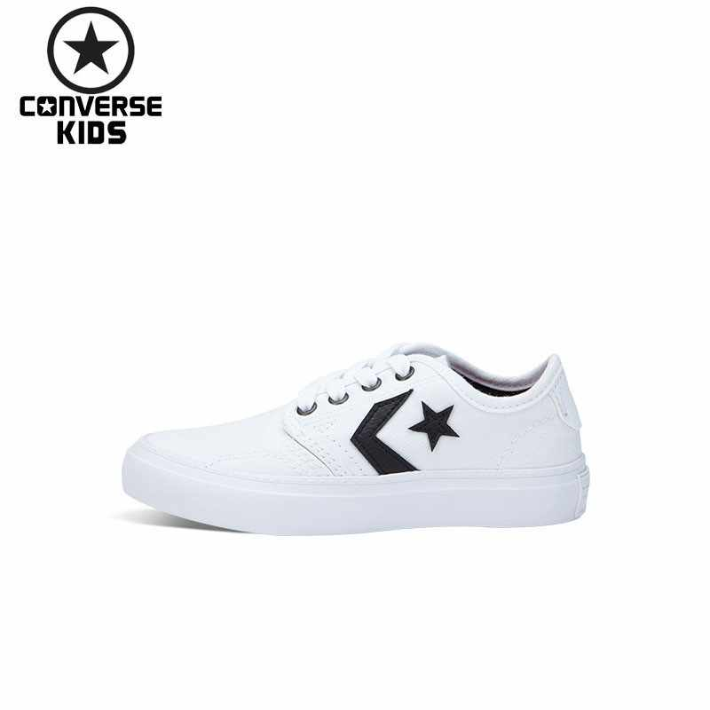 c923bff28aac96 Detail Feedback Questions about CONVERSE KIDS Children s Shoes All Star Low  cut Comfortable Classical Canvas Shoes 354388C 354390C on Aliexpress.com ...