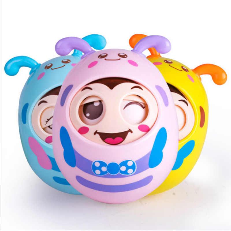 Детская игрушка, кивающая кукла, для малышей, для новорожденных, пчела, ChimeToys со звуком, большой размер, новинка, обучающая амигуруми, многоцветная Новинка