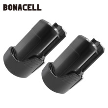 Bonacell BAT411 Power Tools Battery For Bosch 10.8V/12V 2000mAh Li-ion Drill 2 607 336 013, 2 607 336 014, 2 607 336 333 L10 цены