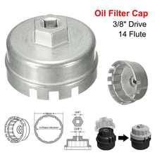 Алюминиевый автомобильный масляный фильтр крышка гаечный ключ инструмент для удаления для Toyota Prius Corolla Camry Rav4 для Lexus