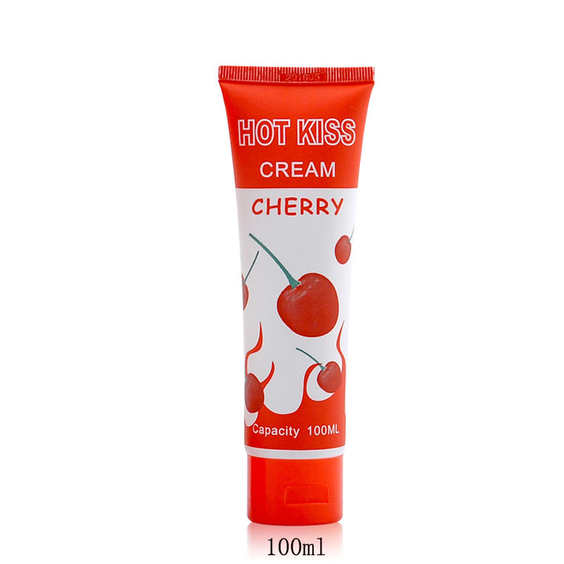 Morease Cherry Banana Flavored Edible Lubricants Intercourse Male Female Oral Sex Anal Sex Lubricant Sex Lubricant 30ml 100ml in Vibrators from Beauty Health