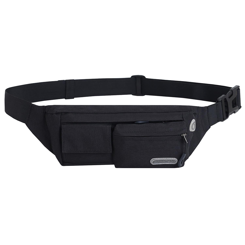 Free Knight Unisex Sport Waist Bag Jogging Running Bag Cycling Waist Pack Waterproof Waist Belt Pack Phone Bag Outdoor Pouch