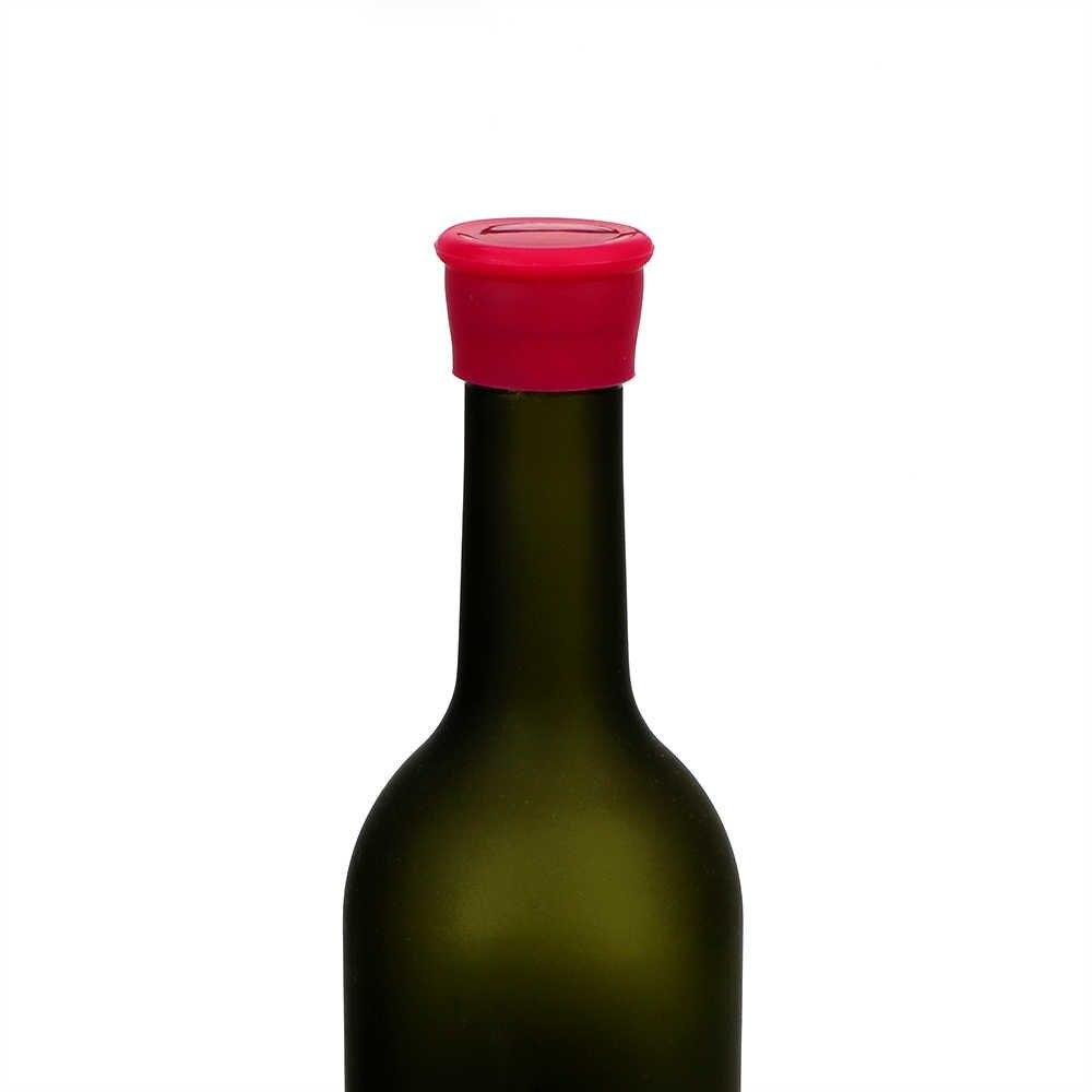 HILIFE البيرة غطاء زجاجة سدادات زجاجات النبيذ سيليكون تسرب الحرة دائم الأحمر النبيذ غطاء زجاجة نبيذ مانعات التسرب أدوات البار