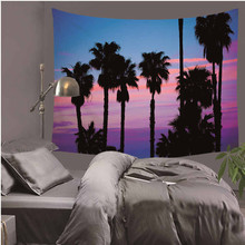Wall Tapestry Beautiful Scenery Home Decorations Hanging Forest Sunshine Tapestries For Living Room Bedroom Tapiz