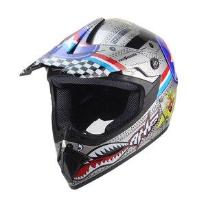 Image 2 - Free shipping Top ABS motorcycleMotobiker Helmet Classic bicycle MTB DH racing helmet motocross downhill bike helmet AHP 225