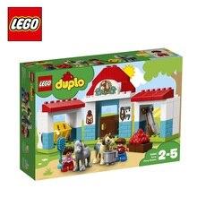 Конструктор LEGO DUPLO Town 10868 Конюшня на ферме