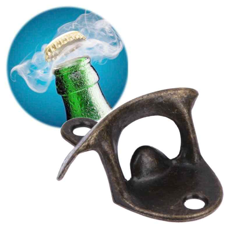 Vintage Bottle Opener Wine Wall Beer Opener Tool Bar Drinking Accessories Home Kitchen Party Supplies Wine Open Tool Home Bar D
