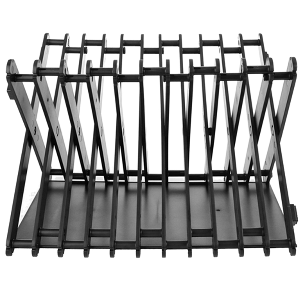 Folding Multi-angle Disc Bracket Game Storage Holder And Rack Stand