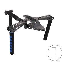 DSLR Rig Movie Kit Universal Multifunctional Handheld Gimbal DSLR Filmmaking System Shoulder Mount Stabilizer Camera Holder