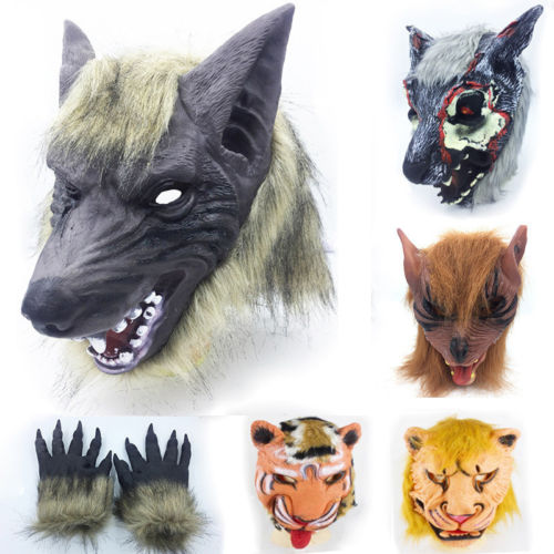 top 10 most popular scary werewolf mask brands and get free shipping