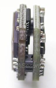 "Image 4 - Mini 17x17 مللي متر AHD M (720P) 1/3 ""سوني Exmor IMX225 CMOS الاستشعار + FH8536 كاميرا تلفزيونات الدوائر المغلقة PCB لوحة تركيبية (أجزاء اختيارية)"
