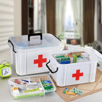 Multilayer Family Medical Kit Essential Household Multifunctional Medical Box First Aid Kids Kit Home Storage Box