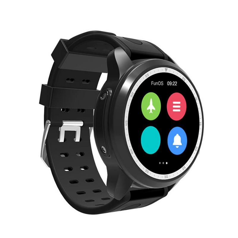Smart Bracelets 1 + 16 gb 4g Plein Netcom Android Coeur Taux Sommeil Étape Compter Étanche Bluetooth GPS Sport mode E-SIM Montre