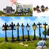 Artificial Pool Tower Mini Craft Figurines Miniatures Miniature House Home Decor 1 Pcs Vintage Fairy Garden 1