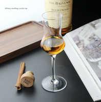 Schottland Whisky Riechen Kristall Tasse Whisky Duft Wein Tasse Cognacglas Kristall Tulpe Aroma Professionelle Verkostung Glas Becher