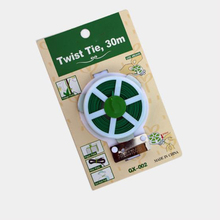 Garden Wire Cable Green Twist Tie Reel Coated Plant Support Flexible 15cm 15m 20m 30cm 50m