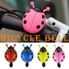Bicycle Bell Exquisite Ladybug Funny Sports Crisp Sound Mountain Bike New Cycling Outdoor Camping Accessories