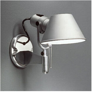 The New Aluminum Wall Lamp Bedside Lamp Can Swing Hotels Studio Wall Sconce Led Buld LampsThe New Aluminum Wall Lamp Bedside Lamp Can Swing Hotels Studio Wall Sconce Led Buld Lamps