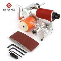 Si Fang пневматический для пневматической ленточной шлифмашины 60x50 мм шлифовальный инструмент Воздушный пневматический шлифовальный инструм