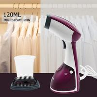 Sokany 1200W 120ml Household Garment Steamer Handheld Steam Iron Clothes Steamer Brush Garment Ironing Machine 220V AJ 2205