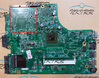 Janus AMD MB 13325 1 PWB:1102F REV:A00 0TFPK8 TFPK8 DDR3 E1 6010 motherboard for DELL Vostro 14 3000 3445