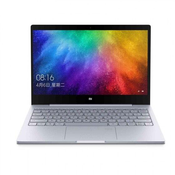 Ordinateur portable d'origine Xiaomi Air 13.3 pouces Intel Core i3-8130U 8 GB DDR4 RAM-128GB SSD ROM Intel UHD Graphics 620 Xiaomi ordinateur portable