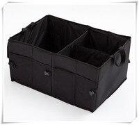 Auto Accessories Car Organizer Trunk Toys Food Storage For mercedes W205 w203 w204 c300 c200 bmw e46 e39 e90 audi a3 a6 a4 b8 c6