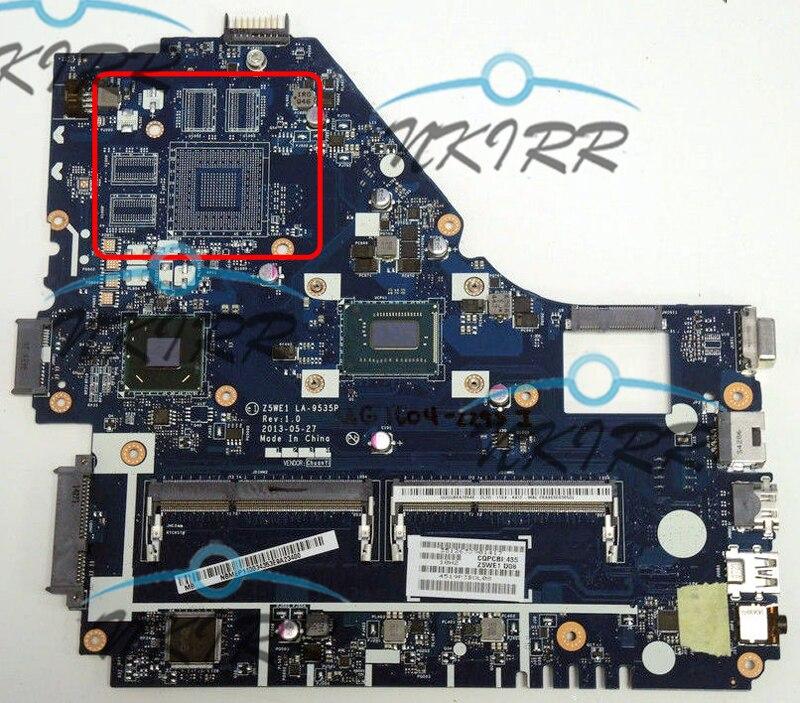 100% Arbeit Z5we1 La-9535p Nbmfp11001 Nbmep11001 I3-3217u 1,8 Ghz Hm77 Ddr3 Motherboard Für Acer Aspire E1-570 E1-570g Nv570 Nv571 Dauerhaft Im Einsatz