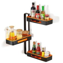 Cozinha Cosas Etagere Organizadores De Almacenaje Supplies Rotate Cuisine Mutfak Cocina Organizador Kitchen Storage Rack Holder de organisateur rangement cuisine afdruiprek organizador almacenaje cocina rotate cozinha mutfak kitchen storage rack holder