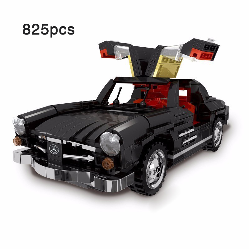 Compatible legoinglys Bricks Creative Series The Photpong Car Set 825pcs Model Assemble Building Blocks Toys For Kids GiftCompatible legoinglys Bricks Creative Series The Photpong Car Set 825pcs Model Assemble Building Blocks Toys For Kids Gift