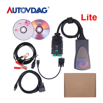 Car Styling Latest V7.83 Lexia3 Diagnostic Scanner Lexia 3 V48 PP2000 For Citroen For Peugeot Diagnostic Tool Free Shipping