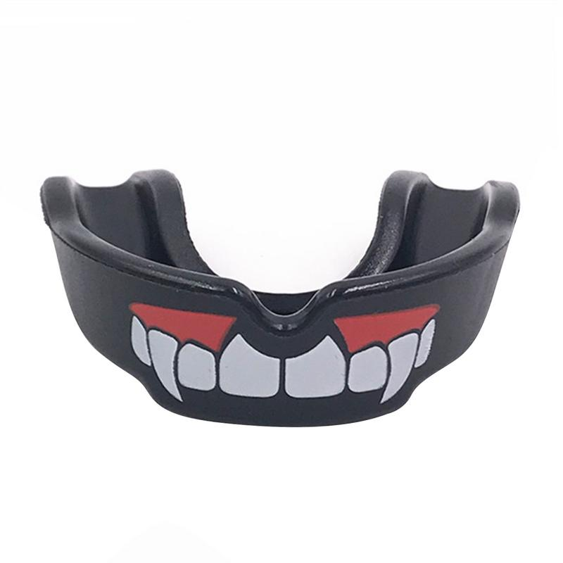 Silicone Teeth Protector Adult Mouth Guard Mouthguard For Boxing Sport Football`