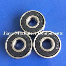 Free Shipping 50 PCS 608 2RS Skateboard Bearings 8x22x7 Radial Ball Bearings 608 RS