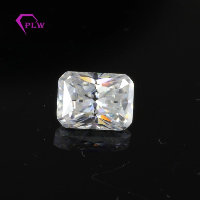 Provence Jewelry 3ex VVS D Color 0.2carat 2*4mm Radiant