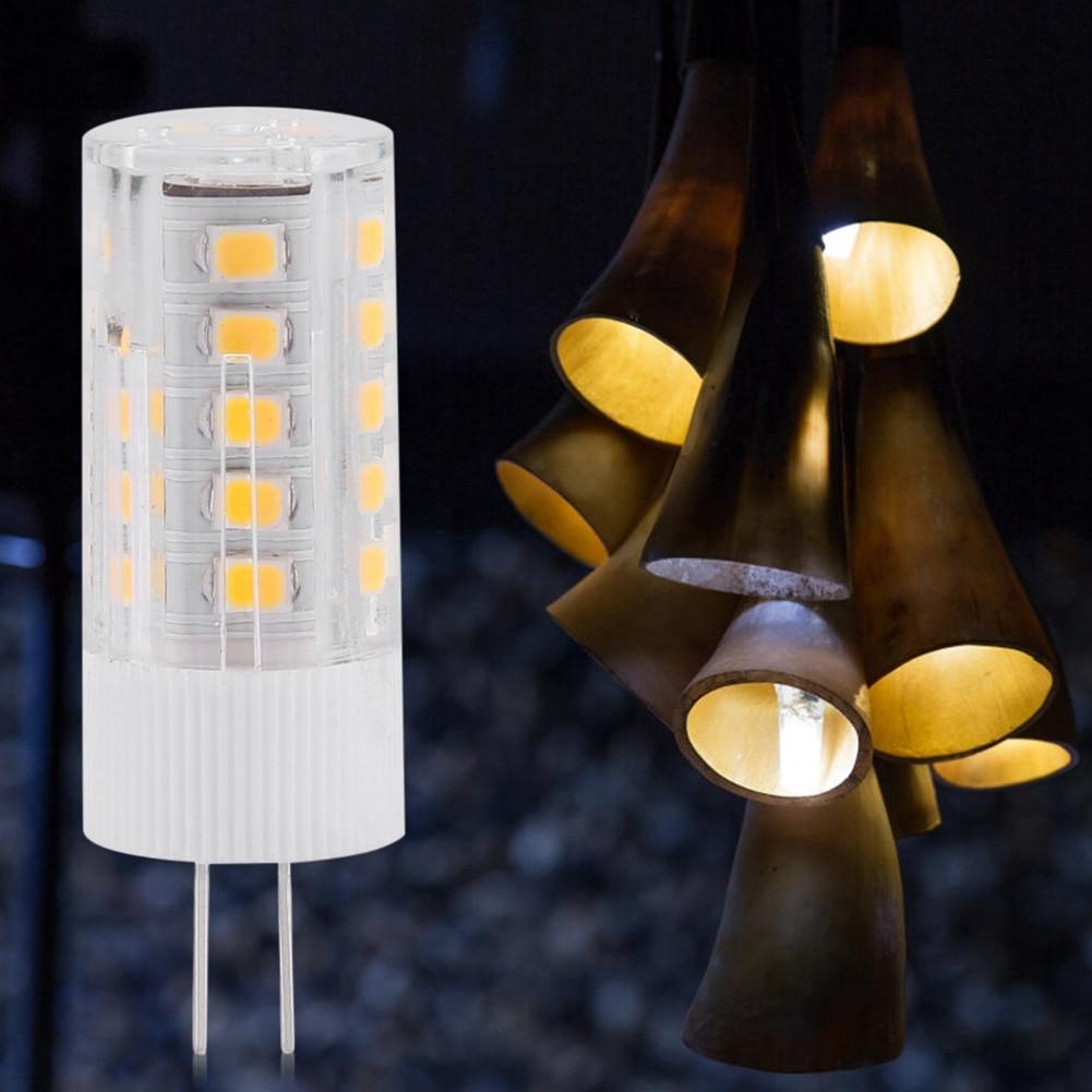 G4 Ceramic LED Corn Bulb 3.5W 5W 7W AC 220V 2835 Led Beads Light 3 Types Dimmable Energy Saving Lamp Ampul