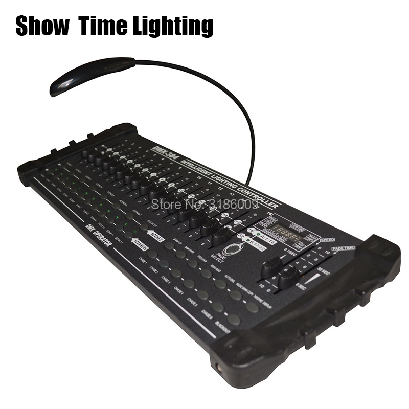 DMX 384 Controller For Stage Lighting 512 DMX Console Good Quailty 384chanel Good Use For Led Par Moving Head