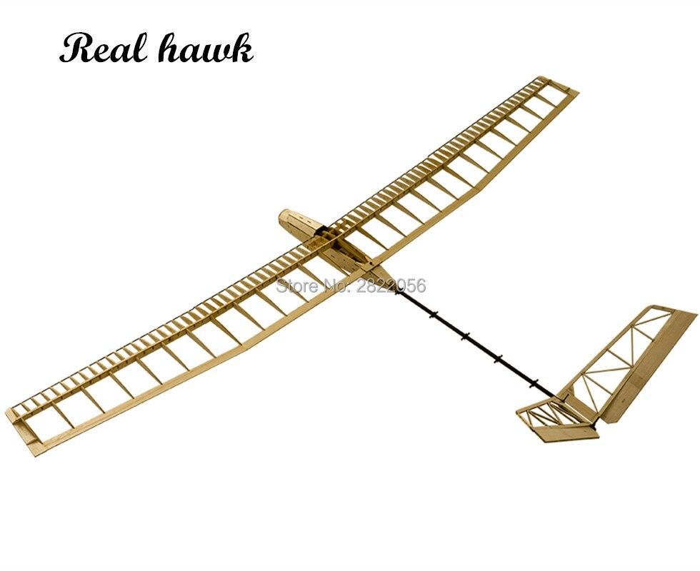 Balsawood модель самолета, лазерная резка планер, электрическая мощность UZI 1400 мм, размах крыльев, Строительный набор, модель дерева, деревянный ...
