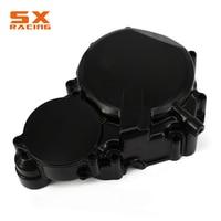 Motorcycle Engine Stator Crankcase Cover Crank Case Engine Cover For SUZUKI GSXR600 GSXR750 GSXR 600 GSXR 750 2006 2015