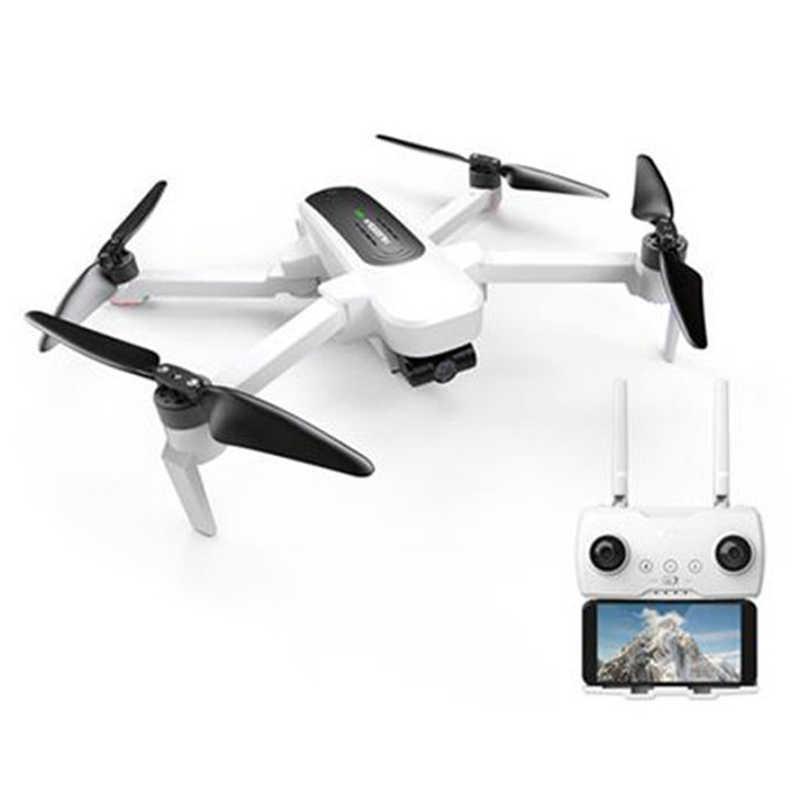 Hubsan H117S でジノ GPS RC ドローン 5.8 グラム 1 キロ FPV 4 UHD カメラ 3 軸ジンバル quadcopter UAV RTF GPS + GLONASS ヘリコプターおもちゃ