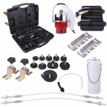 D'oltremare ES Pneumatico di Pressione D'aria di Spurgo Dei Freni Tool Kit Professionale di Frenatura di Sanguinamento Set
