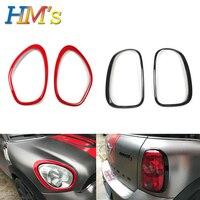 For MINI R60 Car Headlight Front Head Tail Rear Lamp Light Sticker Rings For MINI Cooper R60 For MINI Countryman R60 Accessories
