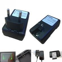 ЕС/США вилка Универсальный мобильный зарядное устройство usb-порт ЖК-экран индикатора для мобильных телефонов зарядное устройство для смартфонов#1204