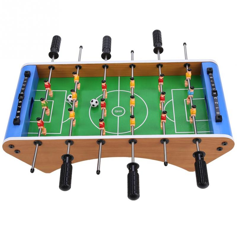 Funny Classic Foosball Soccer Games Football Kicker Family Game for Home Family Party Broad Table Game Kids Toy Gifts image