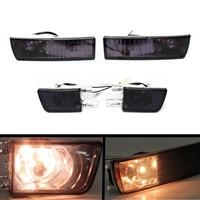 For VW Golf Jetta Mk3 12V 21W Front Smoke Lens Fog Light Signal Light Lamp Brand New 1993 1994 1995 1996 1997 1998