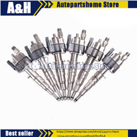 Original quality Fuel Injectors 13537585261 09 13537589048 11E61 E60 E93 E92 E91 E90 E88 E87 13537589048 11 for BMW